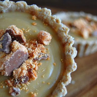 Butterscotch Pudding Tarts