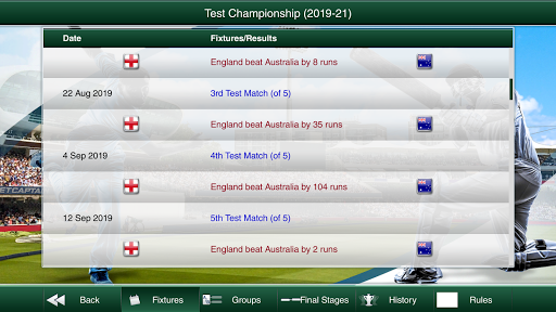 Cricket Captain 2019 0.51 screenshots 6