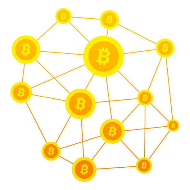Fig. 2. Basic structure of the Bitcoin network.