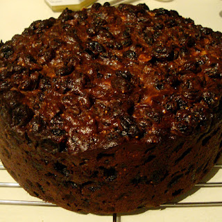 Christmas Cake Alcohol Recipes