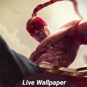 Lee Sin HD Live Wallpapers