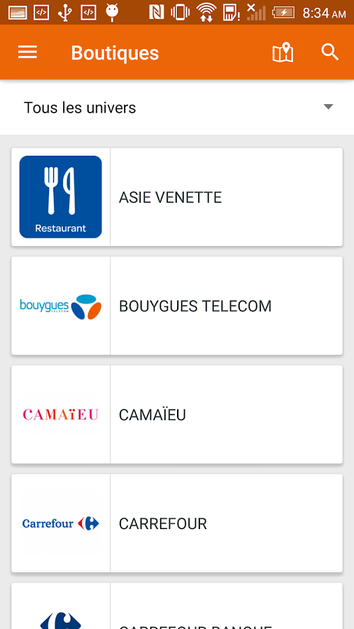 Carrefour Venette- screenshot