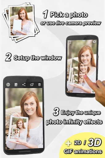 Photo Window: Funny Effects for PC