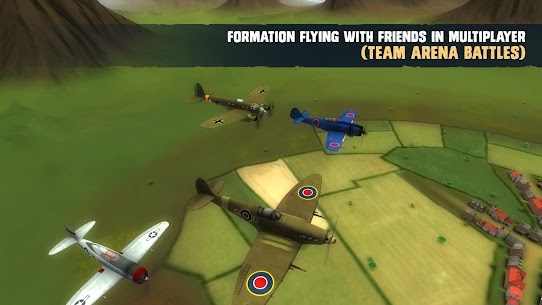 War Dogs : Air Combat Flight Simulator WW II App Download For Android 5