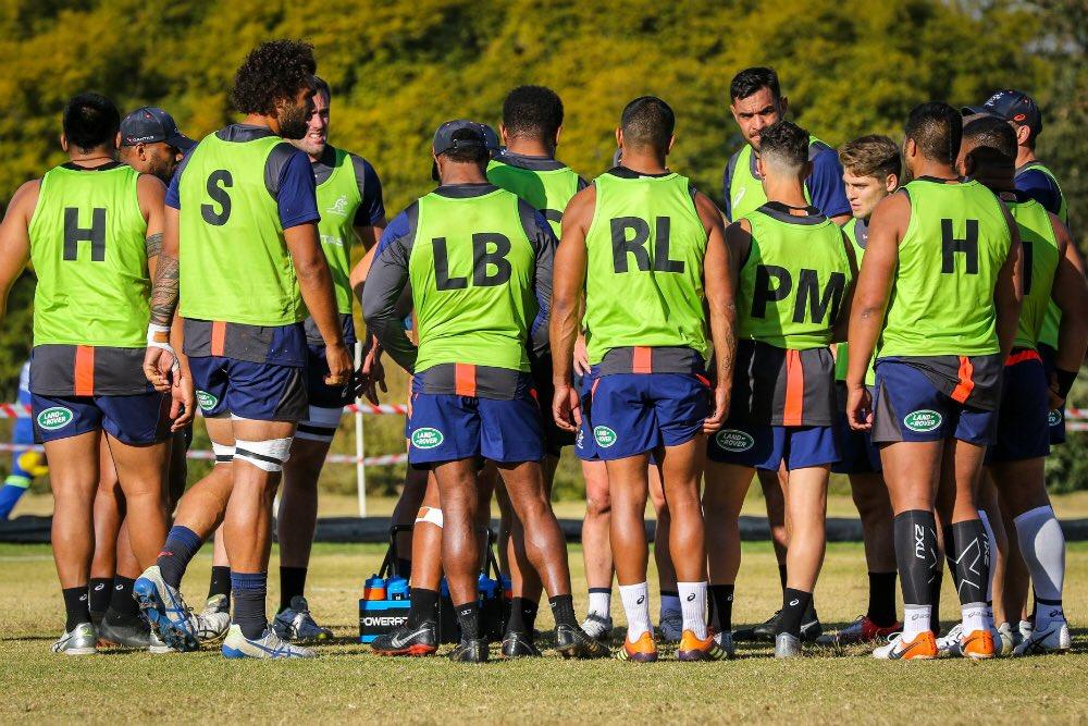 Australia name team to face the Springboks at Ellis Park