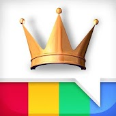 King follower and likes