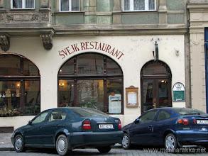 Photo: Svejkin ravintola