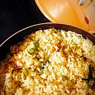 Braised Rice Recipes