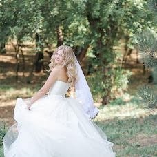 Wedding photographer Anna Voroshnina (AnnaMoriss). Photo of 16.10.2017
