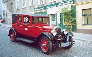 Packard Six Rent Niederösterreich