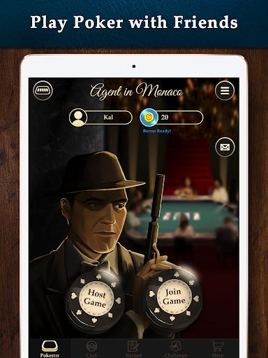 Pokerrrr2: Poker with Buddies - Multiplayer Poker 3.8.10 screenshots 6