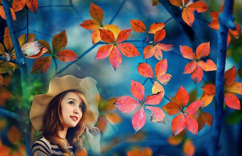 Leaf Photo Frames - náhled