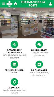 Download Pharmacie de la Poste Fougères For PC Windows and Mac apk screenshot 1