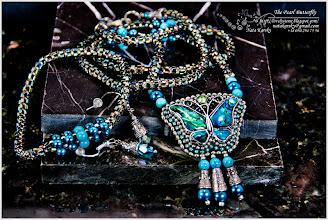Photo: Set The Pearl Butterfly - Перламутровий метелик