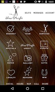 Shear D'light Salon - náhled