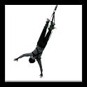 Bungee Jumping Daring Sport icon