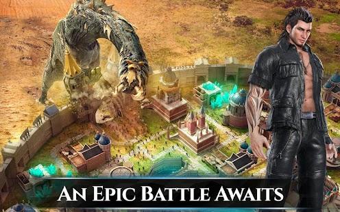 Final Fantasy XV: A New Empire for PC-Windows 7,8,10 and Mac apk screenshot 4