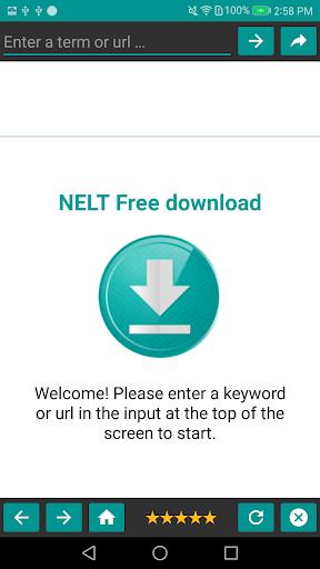 NELT free download