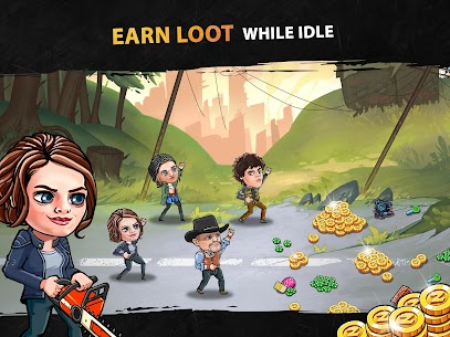 Zombieland: AFK Survival MOD APK [Unlimited Money + Mod Menu] 10