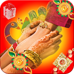 Rakshabandhan Photo Frame 2017 Icon