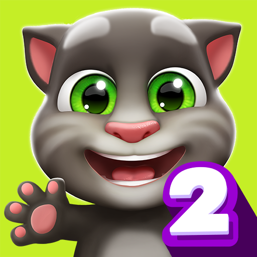 My Talking Tom 2 Icon