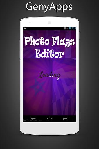 Photo Flags Editor geny