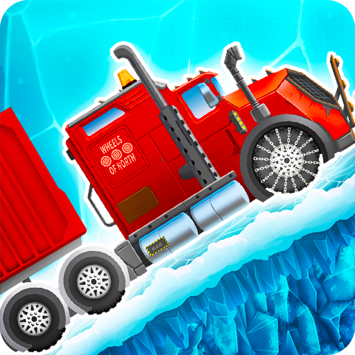 Download Ice Road Truck Driving Race
