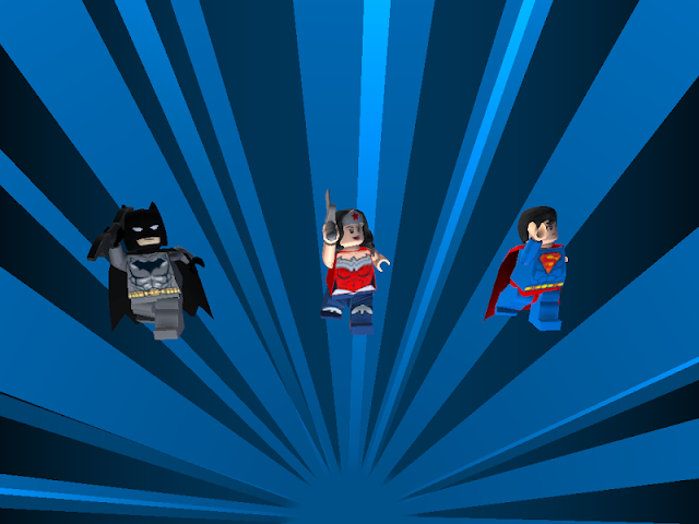 android LEGO® DC Super Heroes Screenshot 0