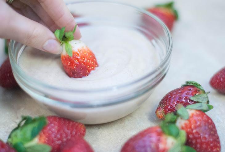 Dairy Free Fruit Dip Recipe