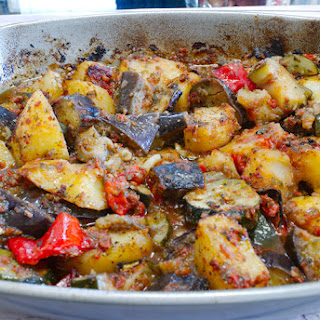 Vegan Greek Recipes