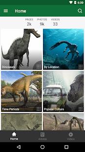 FANDOM for: Dinosaurs - náhled