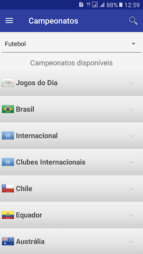 SA Esportes 4.0.1.0 screenshots 17