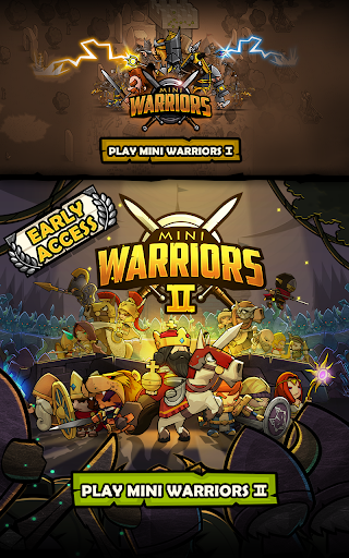 Mini Warriors screenshot 1
