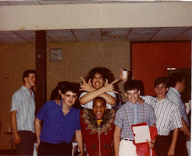Photo: Kalonji in high school - 1990. wow...