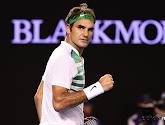 Geslaagde rentree voor Roger Federer op de Hopman Cup