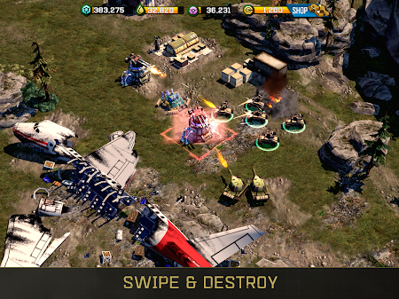 War Commander: Rogue Assault 2.11.3 screenshot 629680