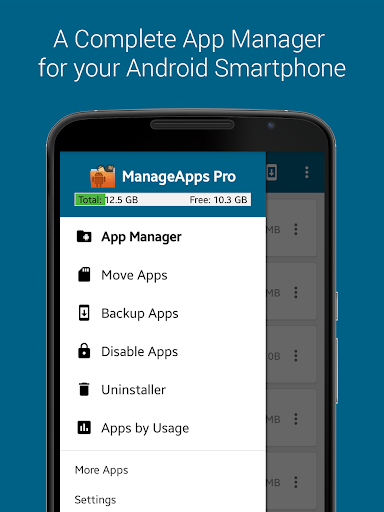 ManageApps Pro App Manager
