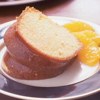 Orange-Soaked Bundt Cake.