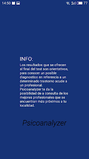 Psicoanalyzer- screenshot thumbnail