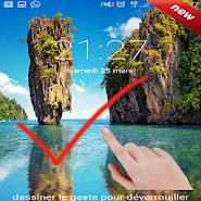 Gesture Lock Screen APK icon