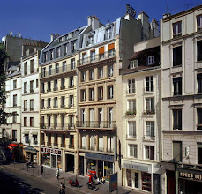 Photo: Rue Réaumur 1, 2003