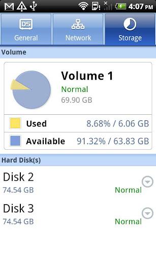 DS finder screenshot 4