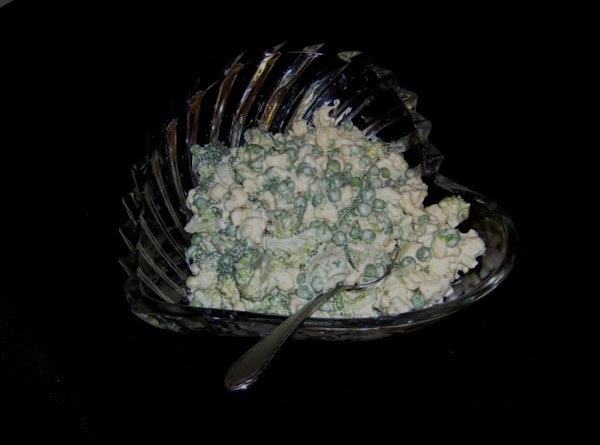 Broccoli-cauliflower Salad Recipe