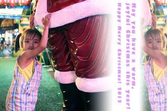 Photo: May you have a warm, joyful Christmas this year!  めりくりぃ〜 ^^