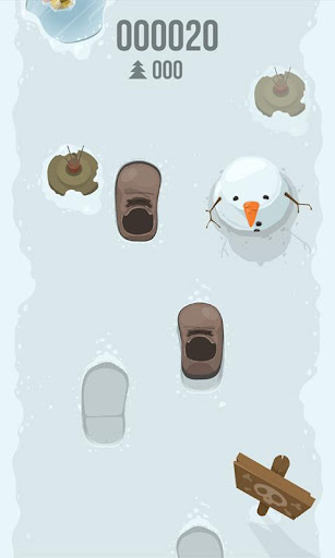 Minefield Run: Новогодняя ёлка скачать на планшет Андроид