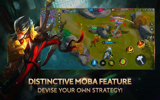 Champions Legion   5v5 MOBA screenshot 14