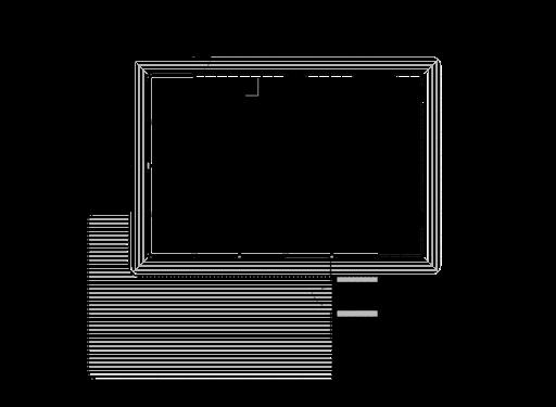 Plan habitation Ô75