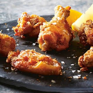 The Ultimate Crispy Chicken Wings.