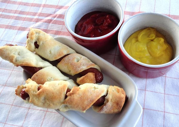 Homemade Pigs In A Blanket Recipe