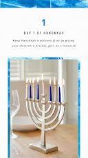 Day 1 of Hanukkah - Winter Holiday item